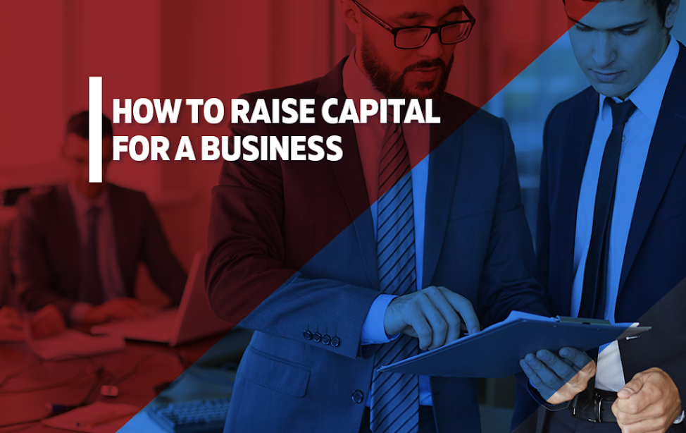 how to raise money to buy a business